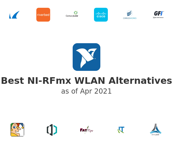 Best NI-RFmx WLAN Alternatives