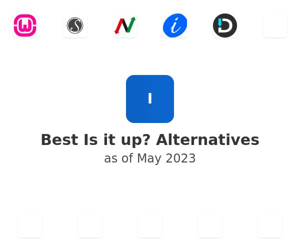 Best Is it up? Alternatives