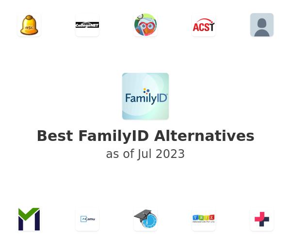 Best FamilyID Alternatives