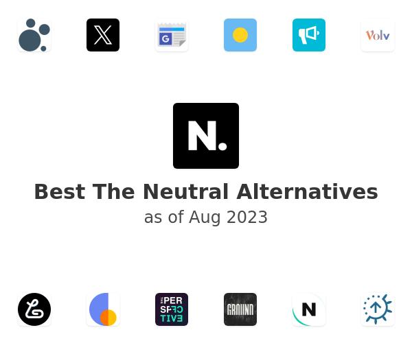 Best The Neutral Alternatives