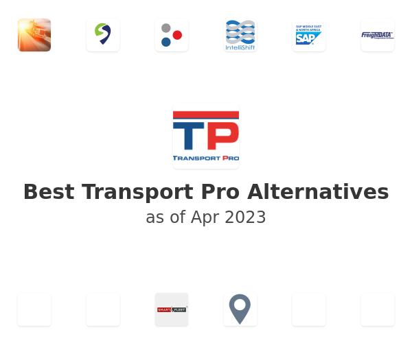 Best Transport Pro Alternatives