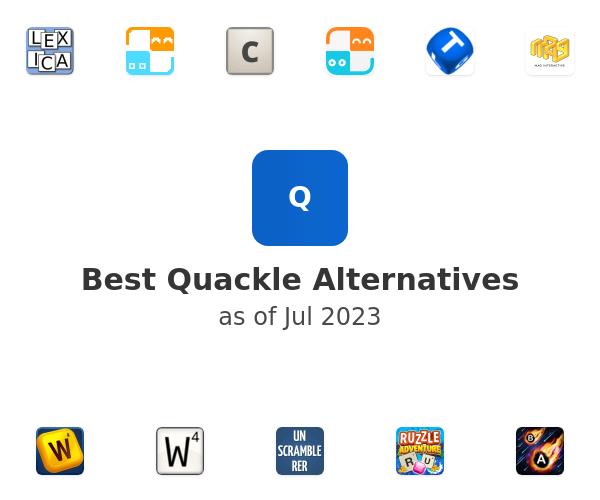 Best Quackle Alternatives