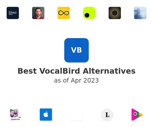 Best VocalBird Alternatives