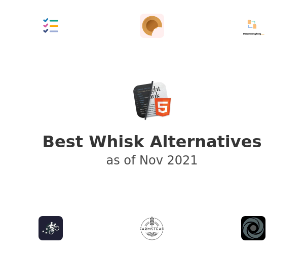 Best Whisk Alternatives