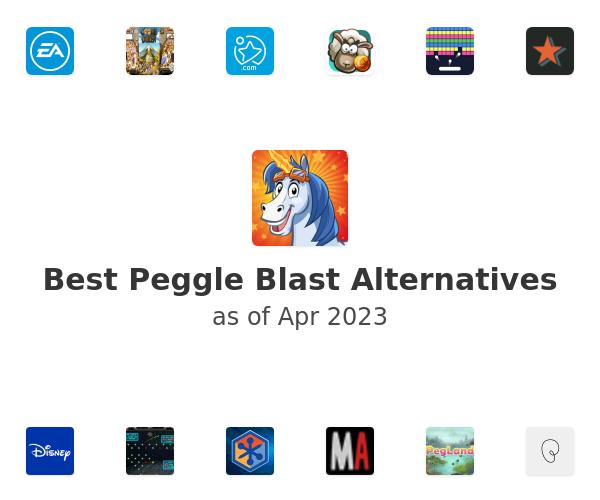 Best Peggle Blast Alternatives