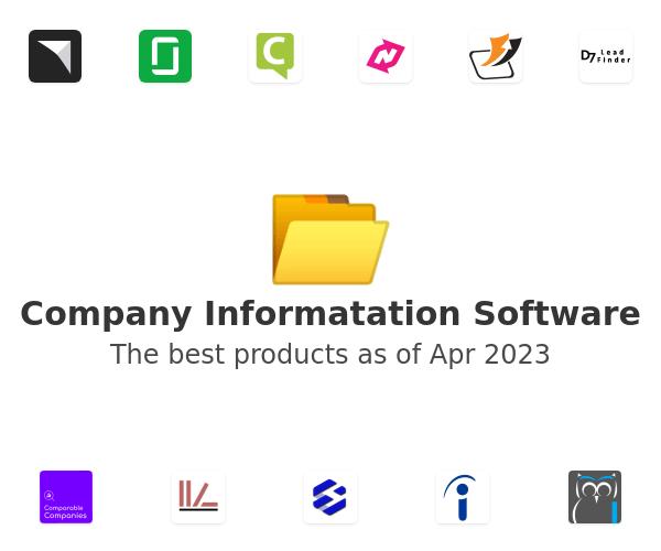 Company Informatation Software