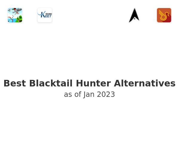 Best Blacktail Hunter Alternatives