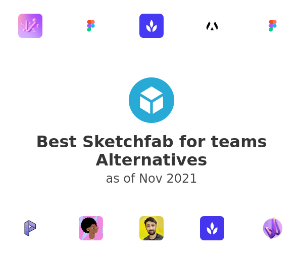 Best Sketchfab for teams Alternatives