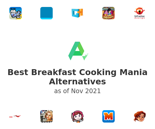 Best Breakfast Cooking Mania Alternatives