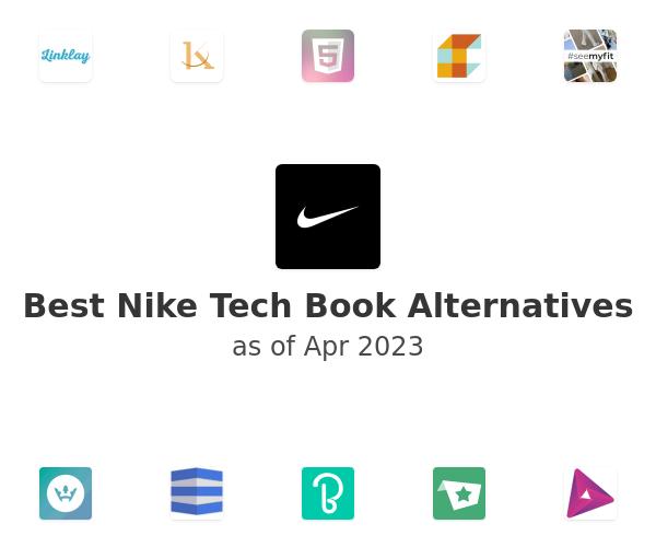 Best Nike Tech Book Alternatives