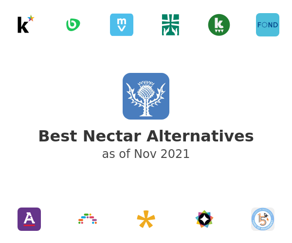 Best Nectar Alternatives