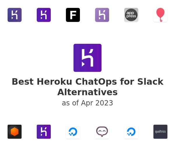Best Heroku ChatOps for Slack Alternatives