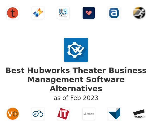 Best Hubworks Theater Business Management Software Alternatives