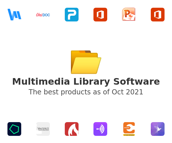 Multimedia Library Software