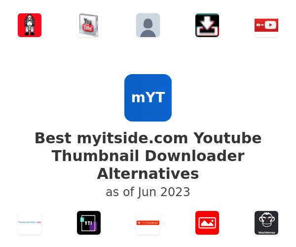 Best Youtube Thumbnail Downloader Alternatives