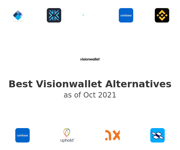 Best Visionwallet Alternatives