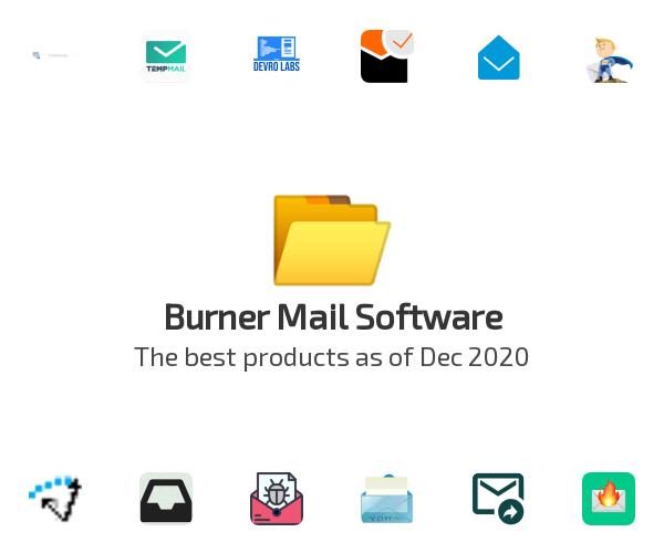 Burner Mail Software