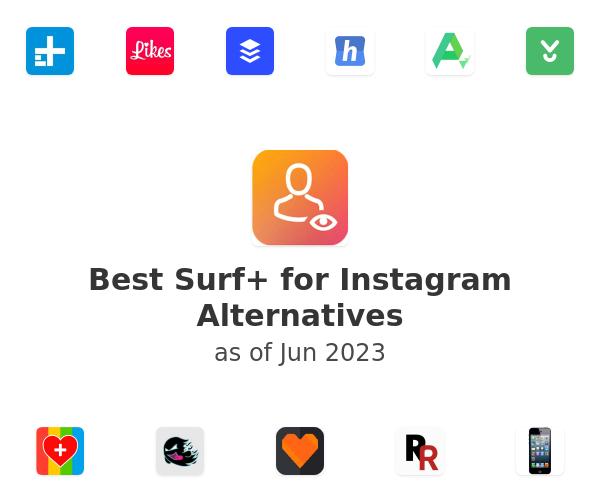 Best Surf+ for Instagram Alternatives