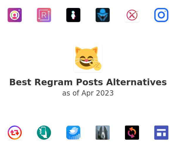 Best Regram Posts Alternatives