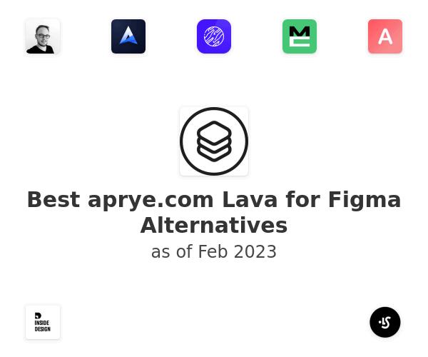 Best Lava for Figma Alternatives