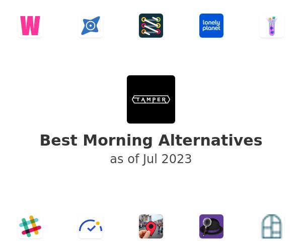 Best Morning Alternatives