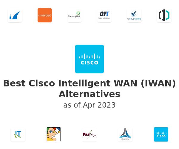 Best Cisco Intelligent WAN (IWAN) Alternatives