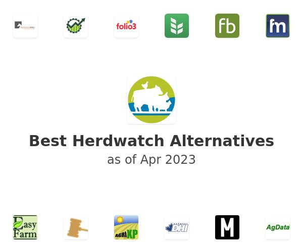 Best Herdwatch Alternatives