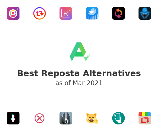 Best Reposta Alternatives