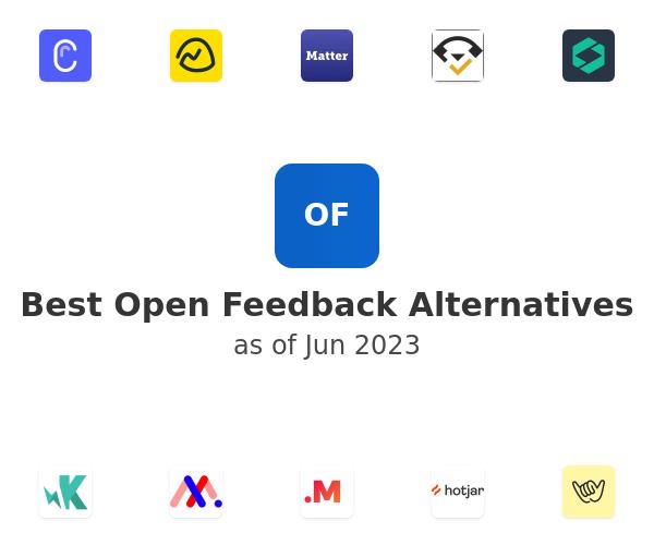 Best Open Feedback Alternatives