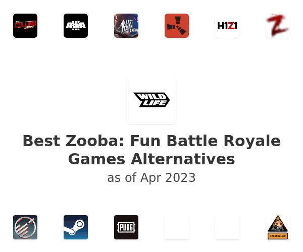 Best Zooba: Fun Battle Royale Games Alternatives
