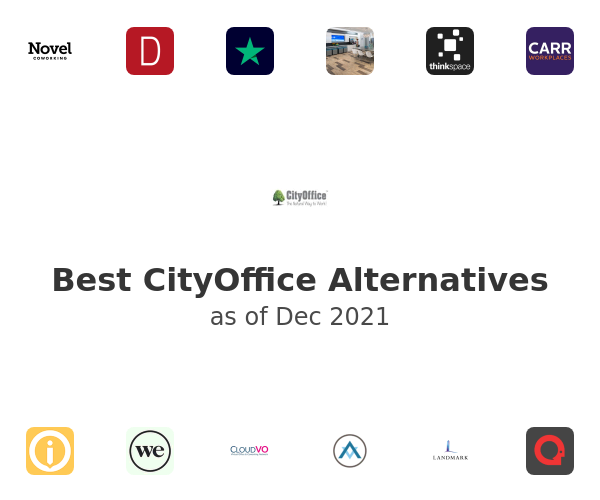 Best CityOffice Alternatives