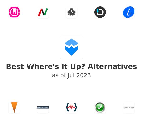 Best Where's It Up? Alternatives