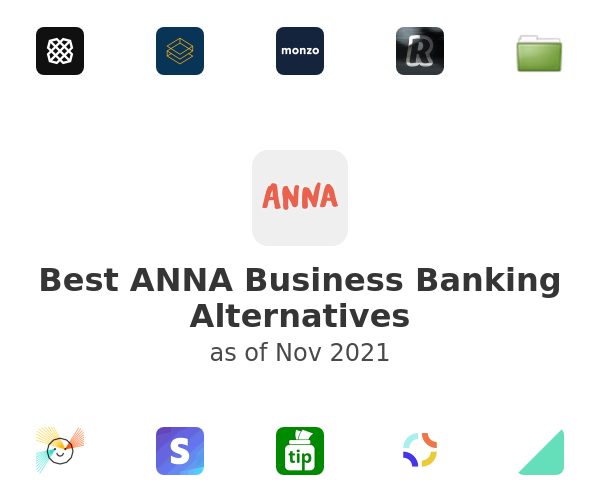 Best ANNA Business Banking Alternatives