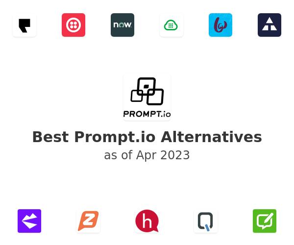 Best Prompt.io Alternatives