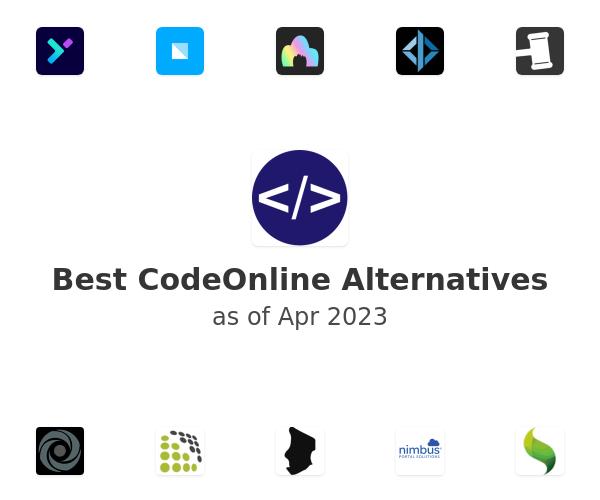Best CodeOnline Alternatives