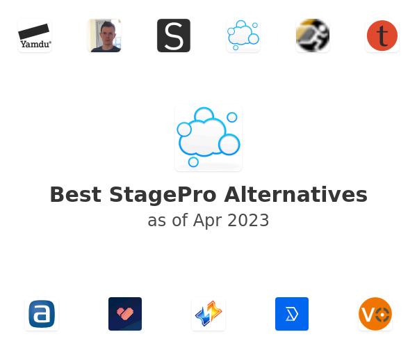 Best StagePro Alternatives