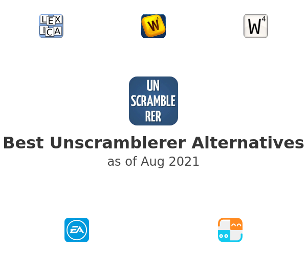 Best Unscramblerer Alternatives
