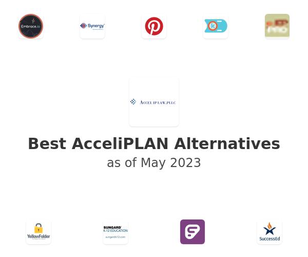 Best AcceliPLAN Alternatives