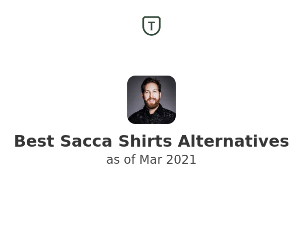 Best Sacca Shirts Alternatives