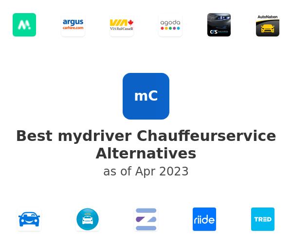 Best mydriver Chauffeurservice Alternatives