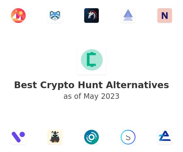 Best Crypto Hunt Alternatives
