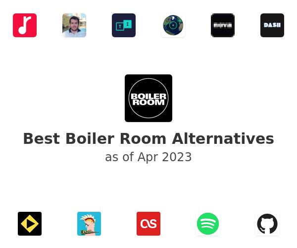 Best Boiler Room Alternatives