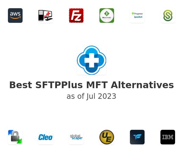 Best SFTPPlus MFT Alternatives