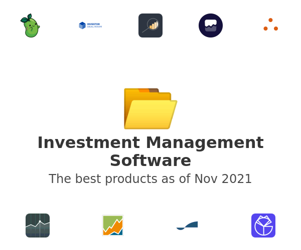 Investment Management Software