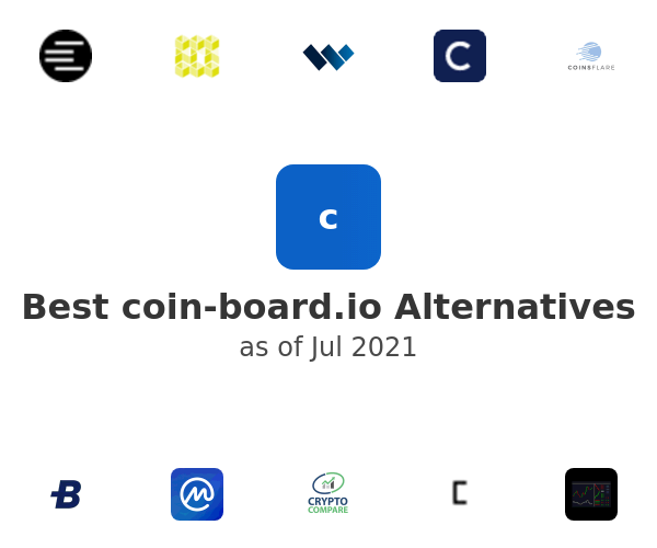 Best coin-board.io Alternatives