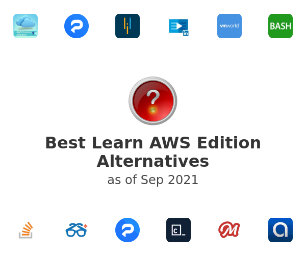 Best Learn AWS Edition Alternatives