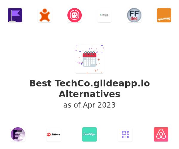Best TechCo.glideapp.io Alternatives