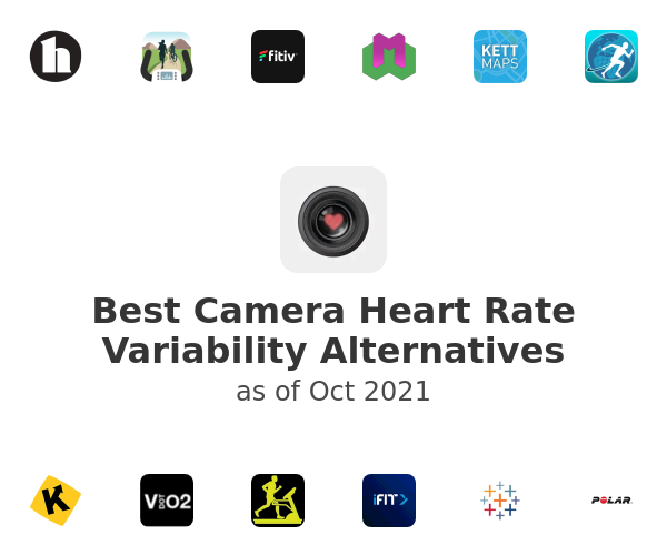 Best Camera Heart Rate Variability Alternatives