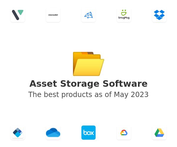 Asset Storage Software