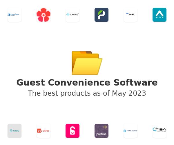 Guest Convenience Software